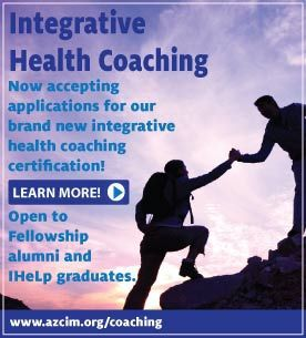 Integrative Health Coaching