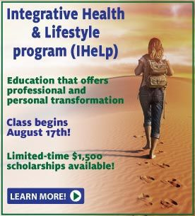 Apply for Integrative Health and Lifestyle program